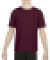 Gildan 46000B Performance® Core Youth Short Sleeve T-Shirt SPRT DRK MAROON