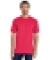 51 H000 Hammer Short Sleeve T-Shirt BERRY