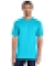 51 H000 Hammer Short Sleeve T-Shirt LAGOON BLUE