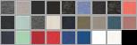 8838 swatch palette