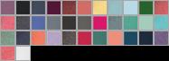 4410 swatch palette