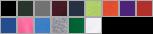 5200 swatch palette