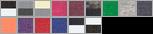 3537 swatch palette