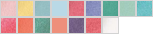 C3333 swatch palette