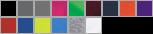 5300 swatch palette