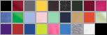 2000L swatch palette