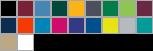 2790 swatch palette