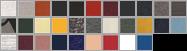 3901 swatch palette