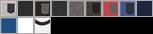 3021 swatch palette
