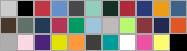 5170 swatch palette