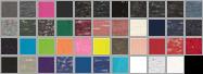 3650 swatch palette