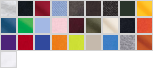 2400 swatch palette