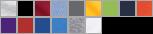 2200 swatch palette