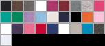 3588 swatch palette