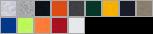 3930P swatch palette