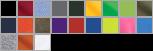42000 swatch palette