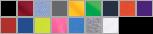 42000B swatch palette
