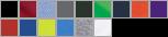 42400L swatch palette