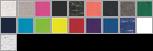 6035 swatch palette