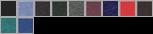 C3939 swatch palette