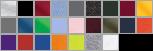 5400 swatch palette