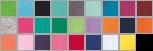 L3607 swatch palette